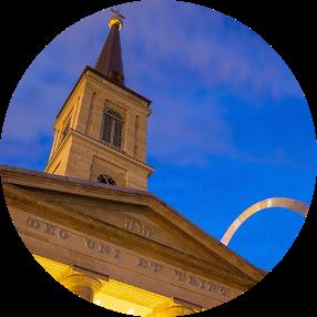 St. Louis Image circular