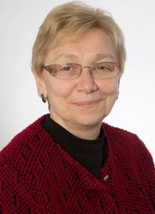 Marge Pakulski Headshot